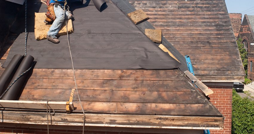 Will Insurance Pay for My New Roof?